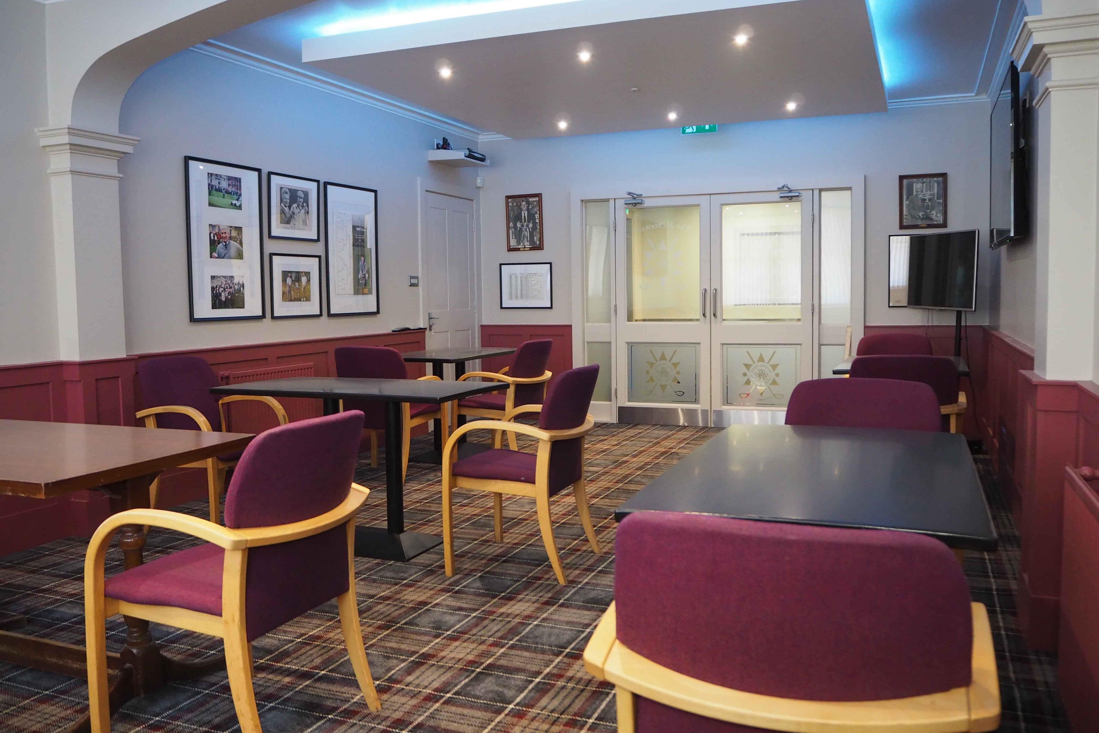 JL Stewart Lounge - for a quiet drink