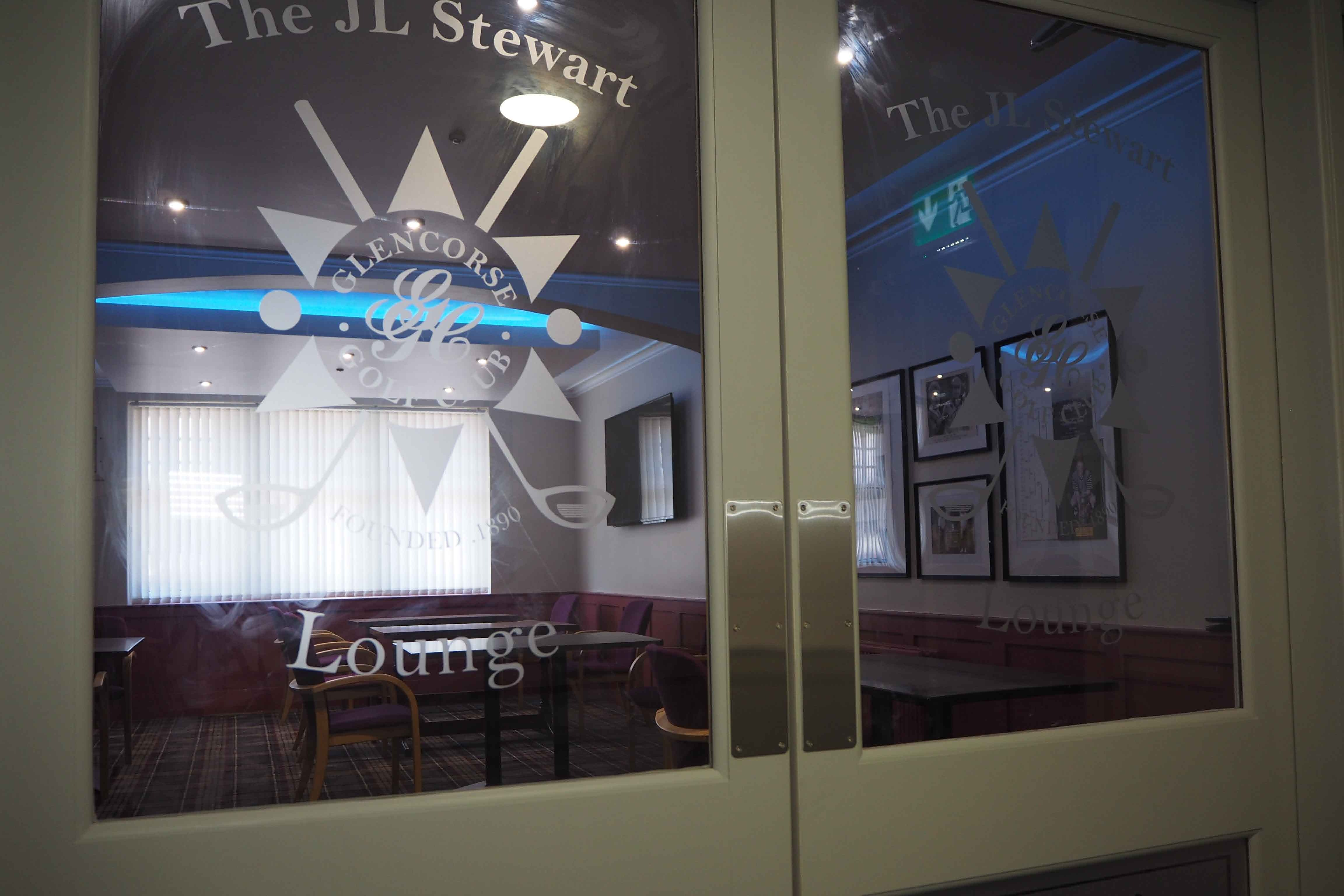 JL Stewart Lounge - away from the crowd