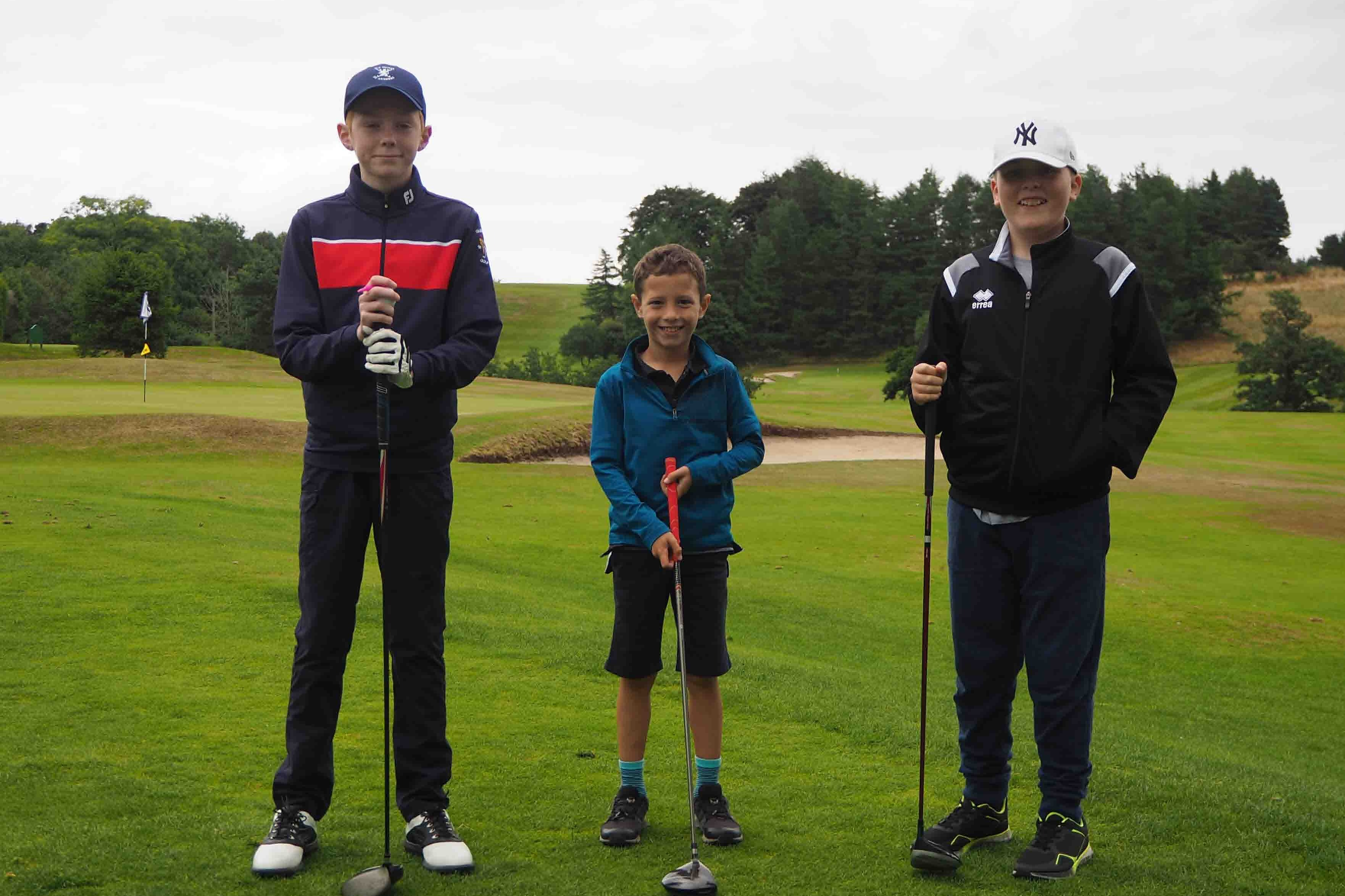 Cameron, Ros & Alex