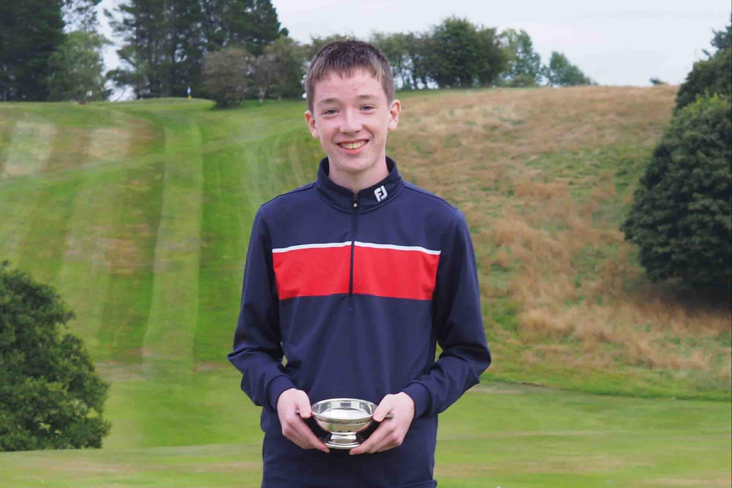 Ronan Lynch - 9 Hole Champion