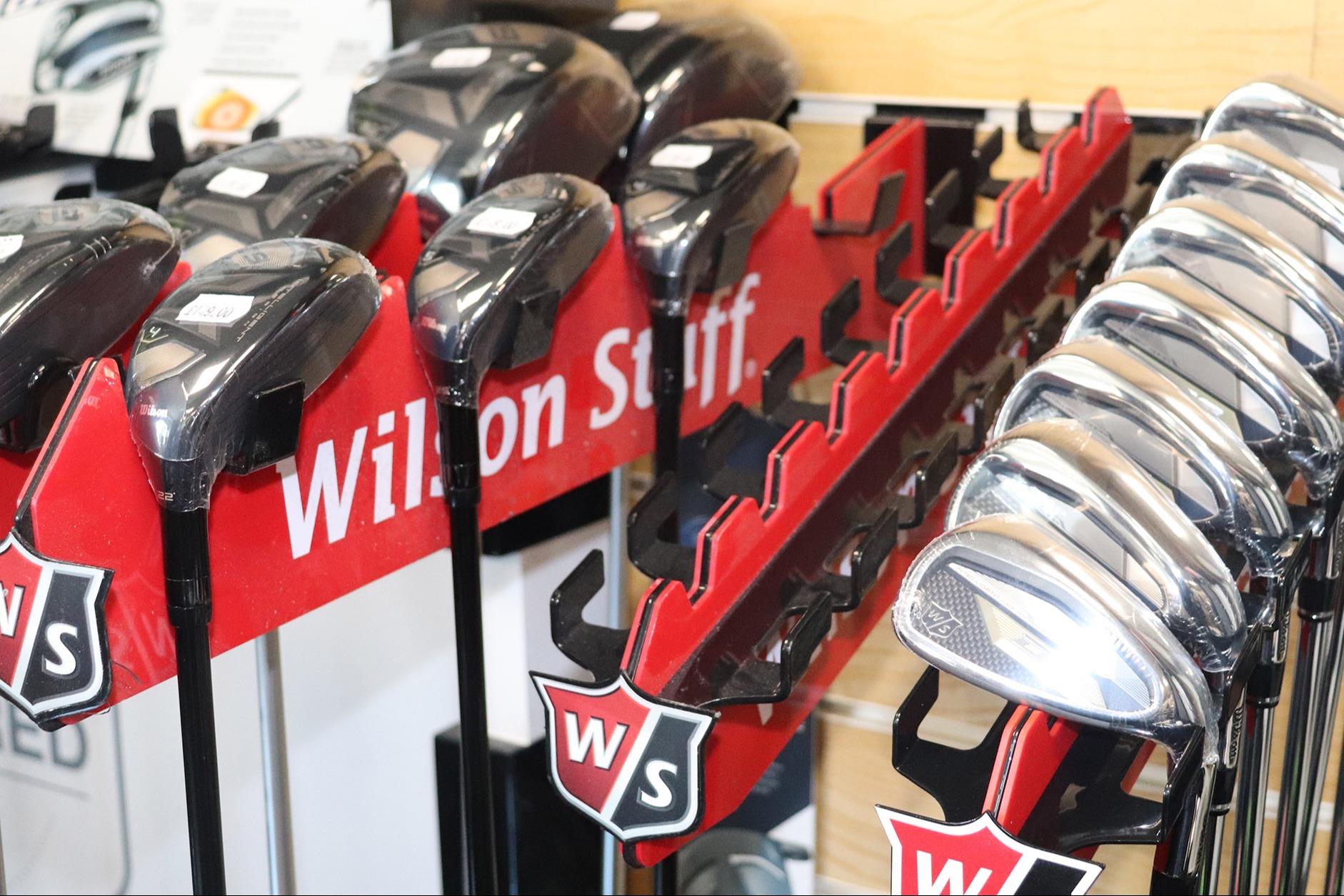 Wilson Staff - Woods, hybrids and irons
