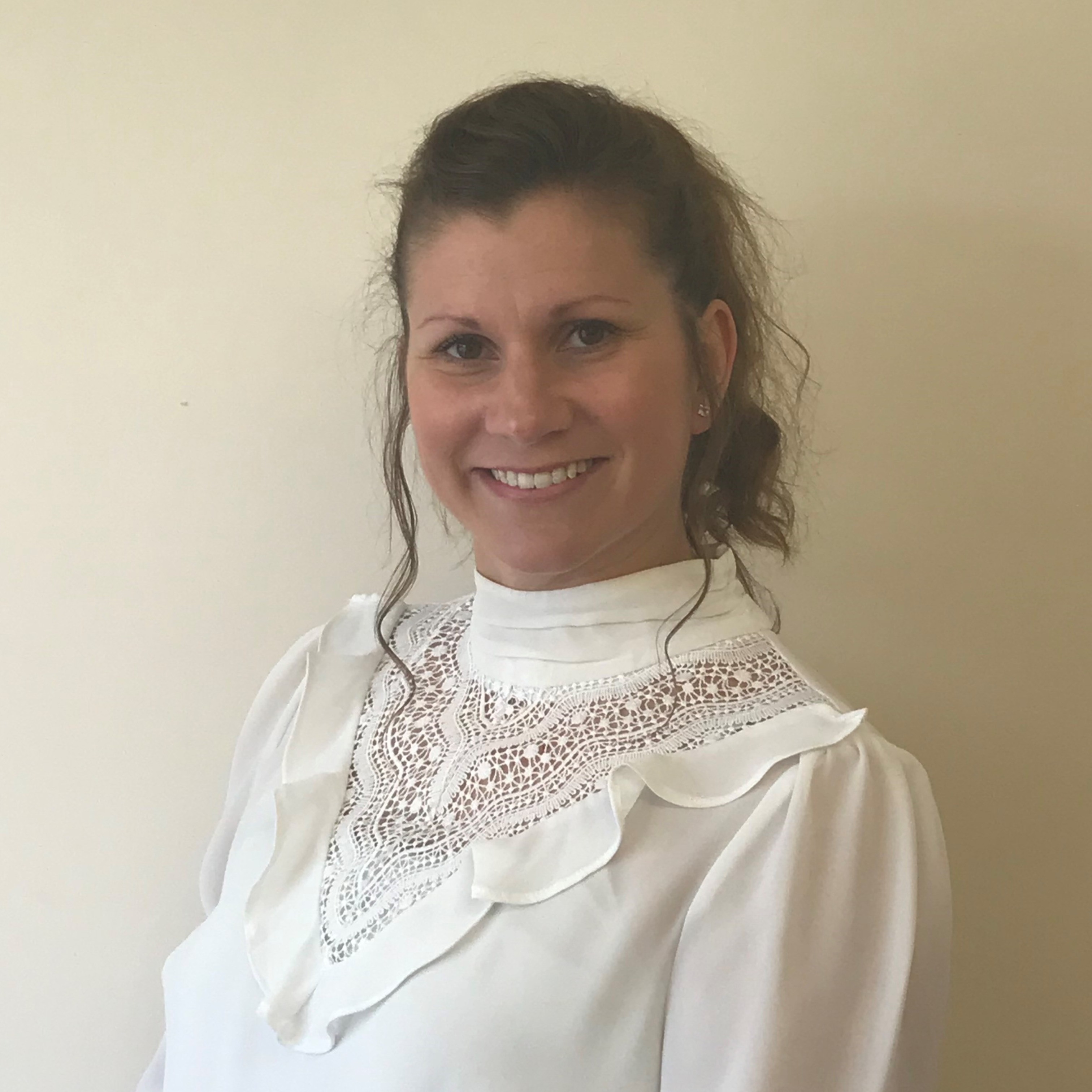 Clair Farthing - Membership and Events Coordinator