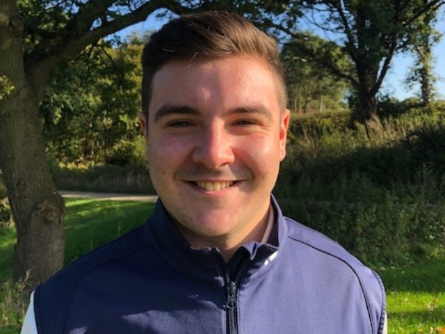PGA Assistant Professional - Harry Gillespie
