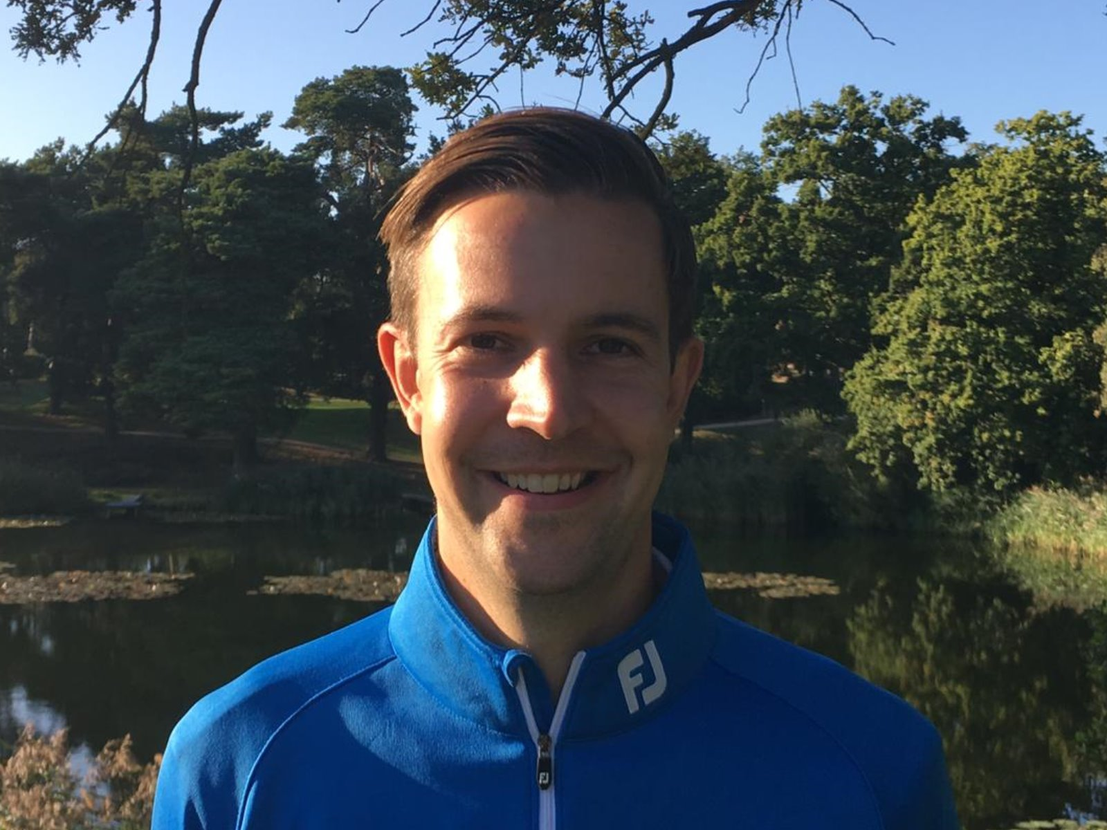 PGA Assistant Professional - Ian Scott