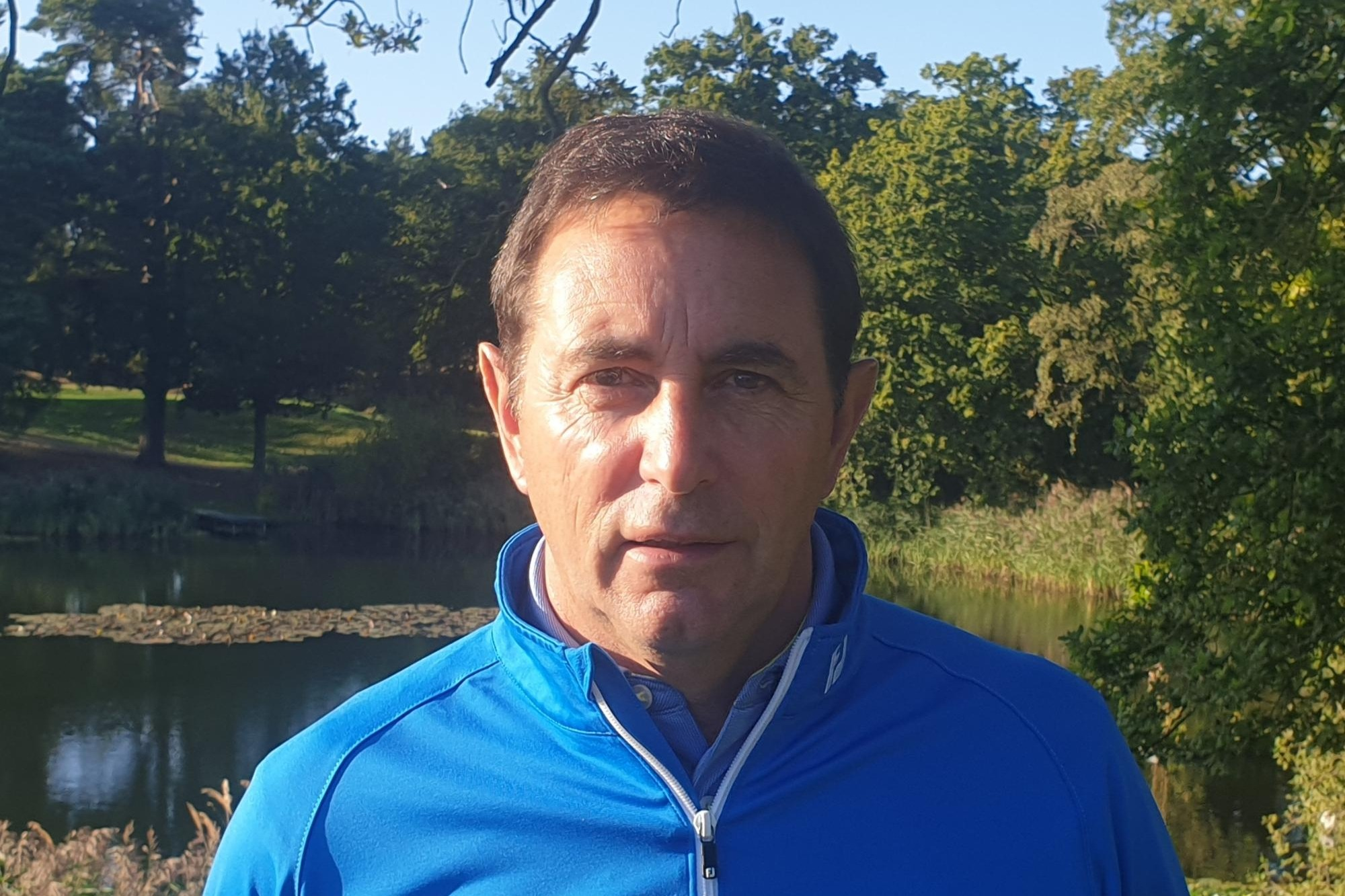 PGA Professional - Kevin Lovelock