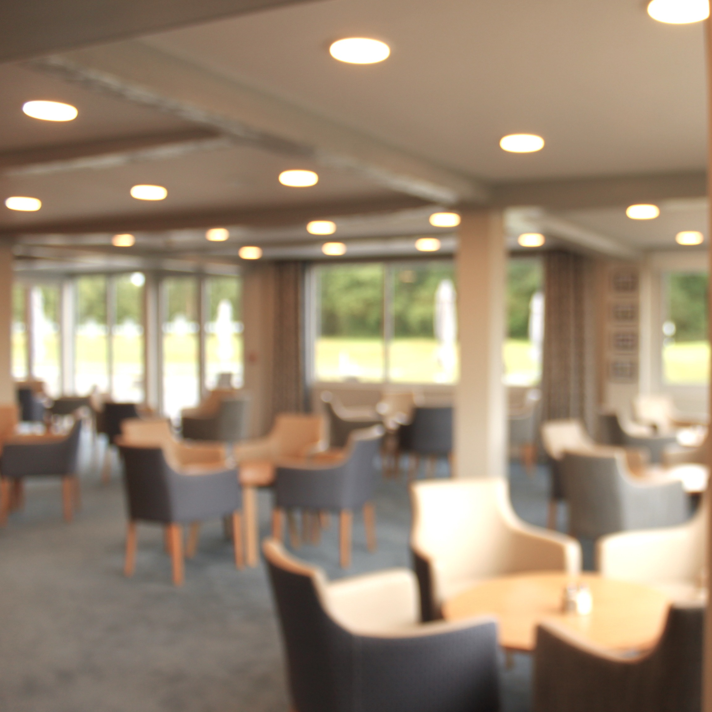 Clubhouse - Lounge