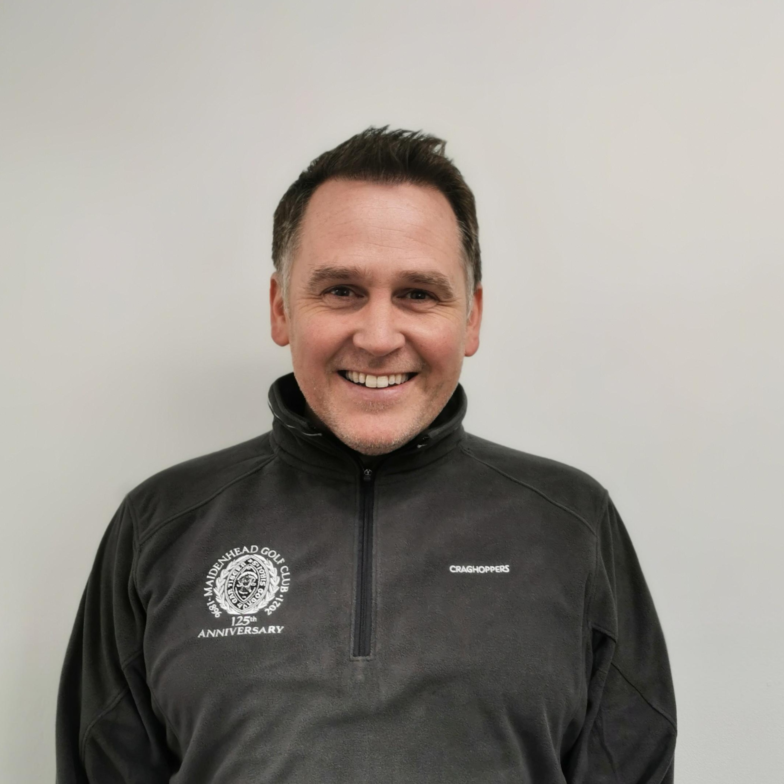 Barry Gardner - Course Manager