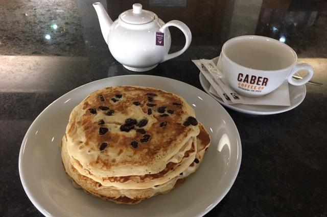 Tea & Pancakes