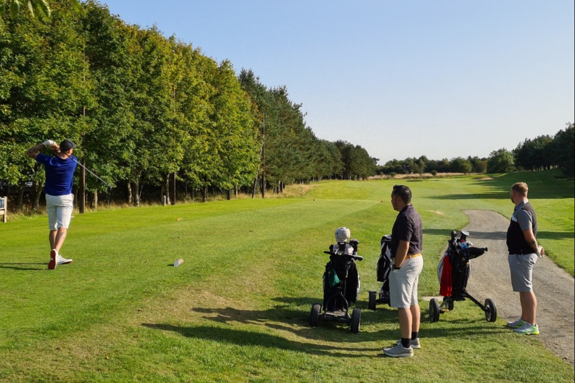 Swailend 9th Tee