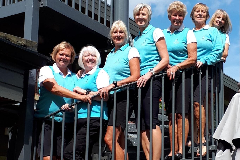 LHGC Ladies 1st Team