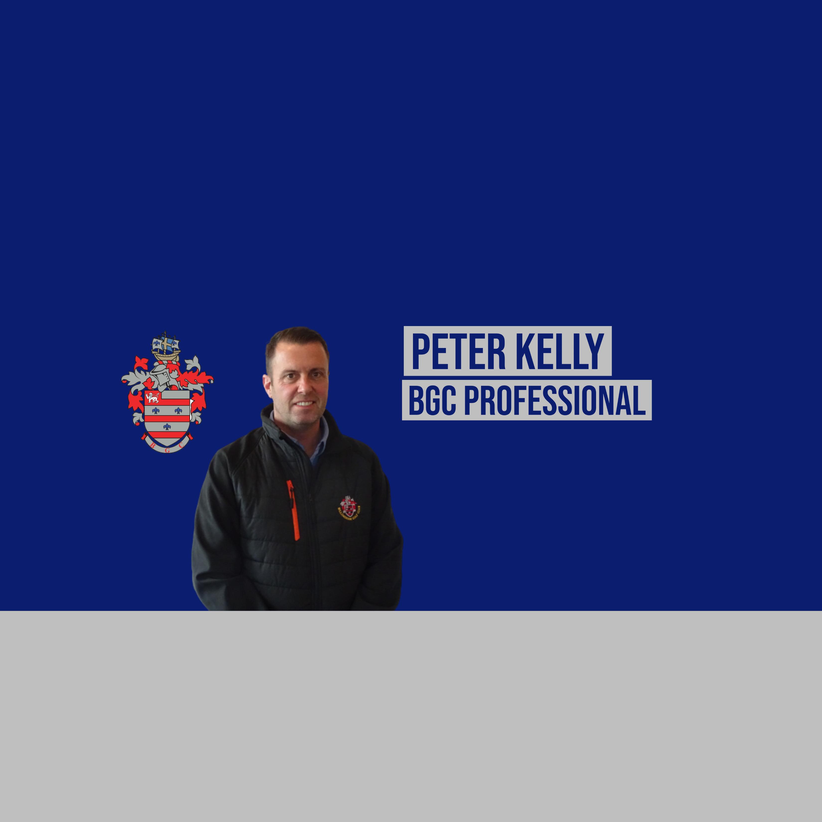 Peter Kelly (BGC Professional)