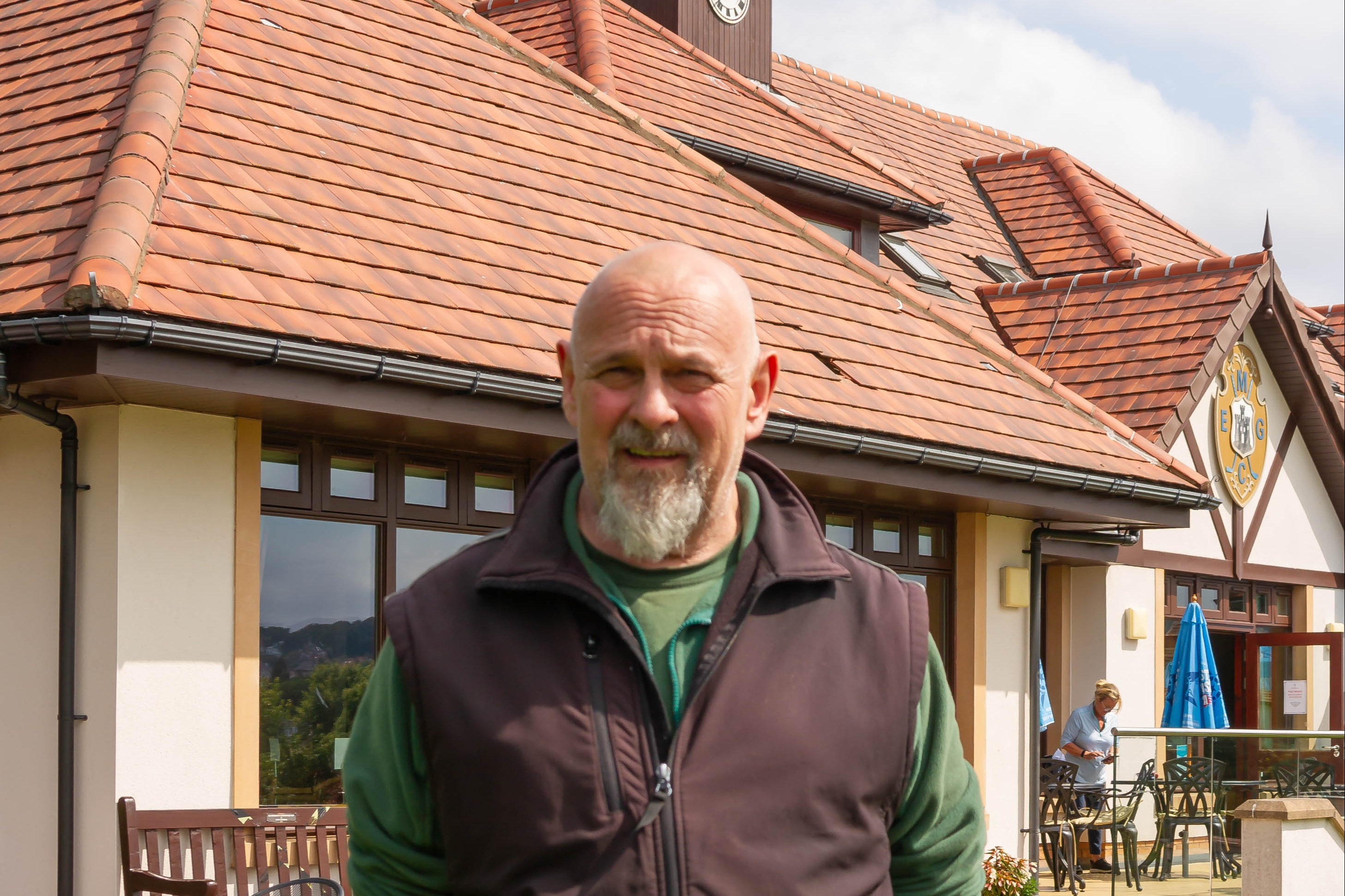 Rab Gordon - Head Greenkeeper