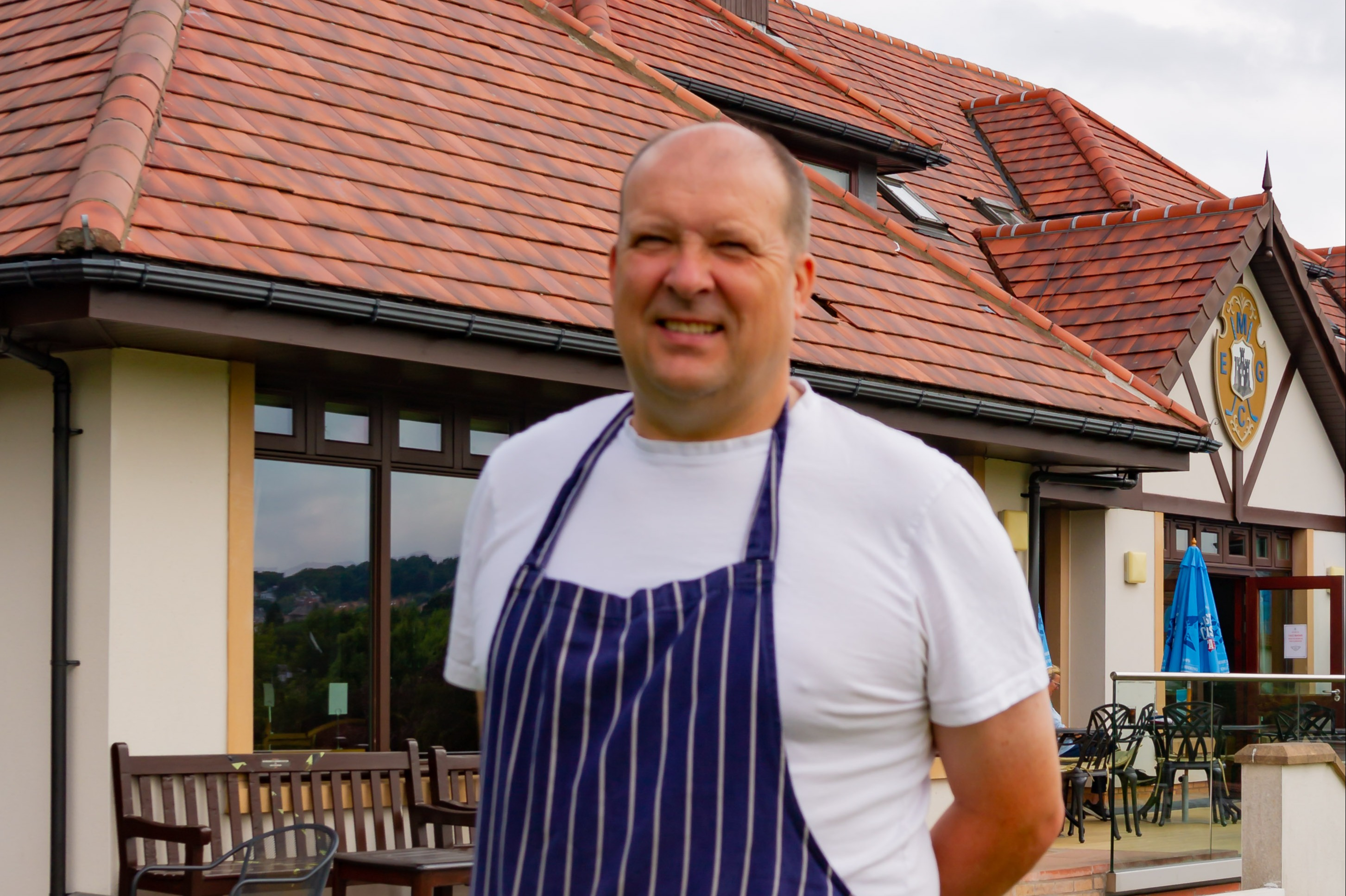 Craig Terry - Club Caterer