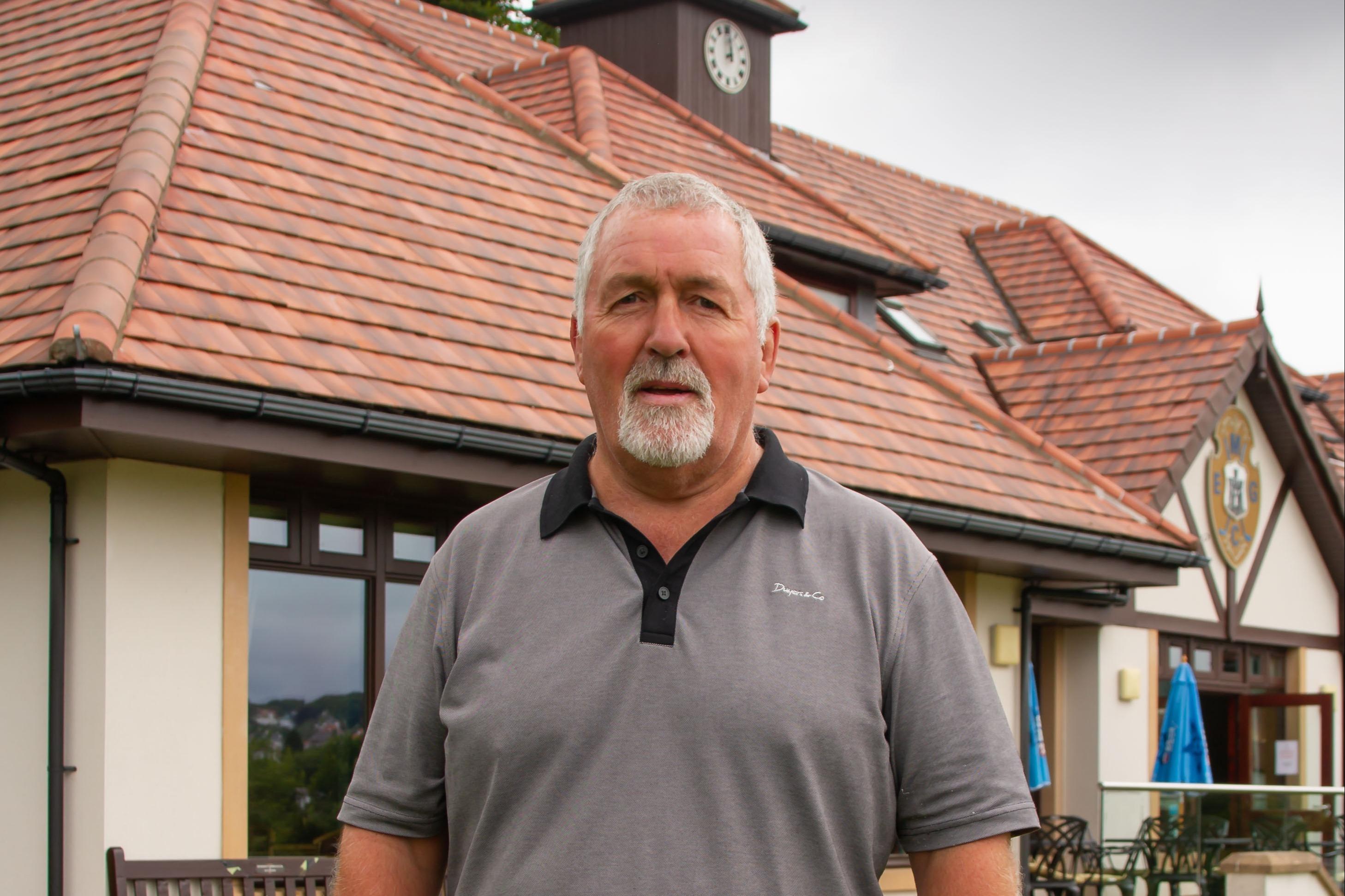 Allan Douglas - Greens Convenor