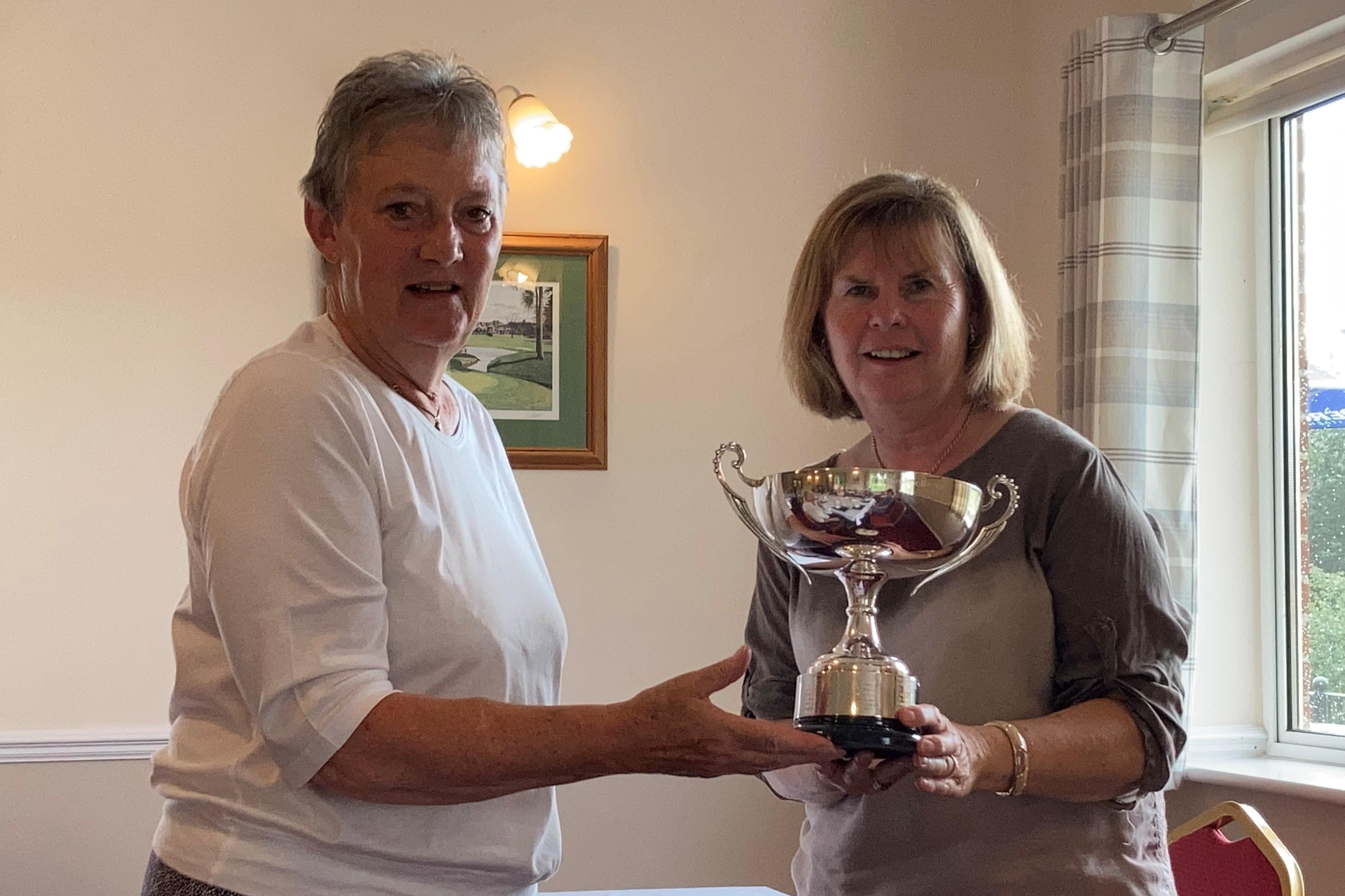 All Winners Champion - Kim Holmes