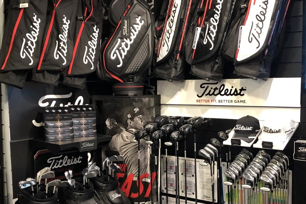 Titleist Stockist