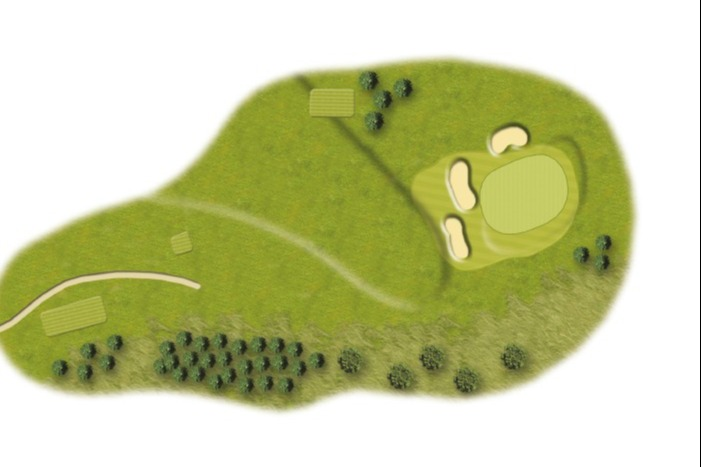 Hole 4 - Back O' The Bank