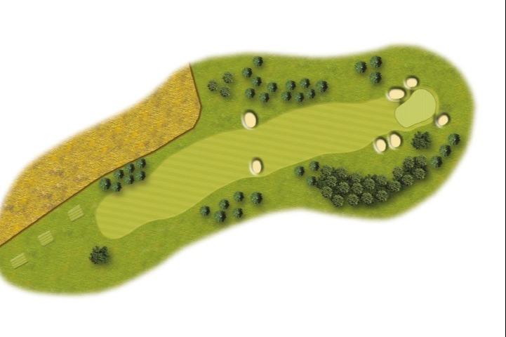 Hole 16 - Plantation