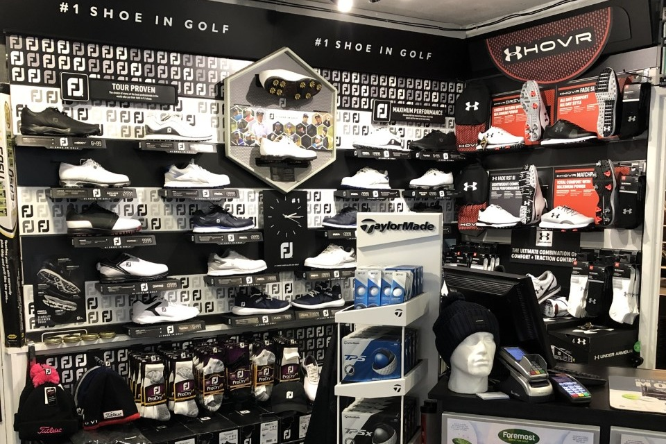 Footjoy Stockist
