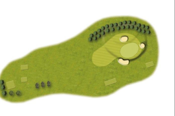 Hole 17 - Dunlop