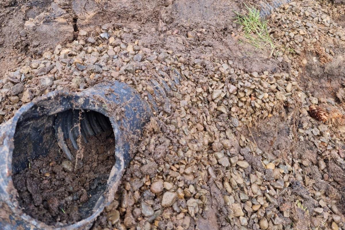 The problem drain