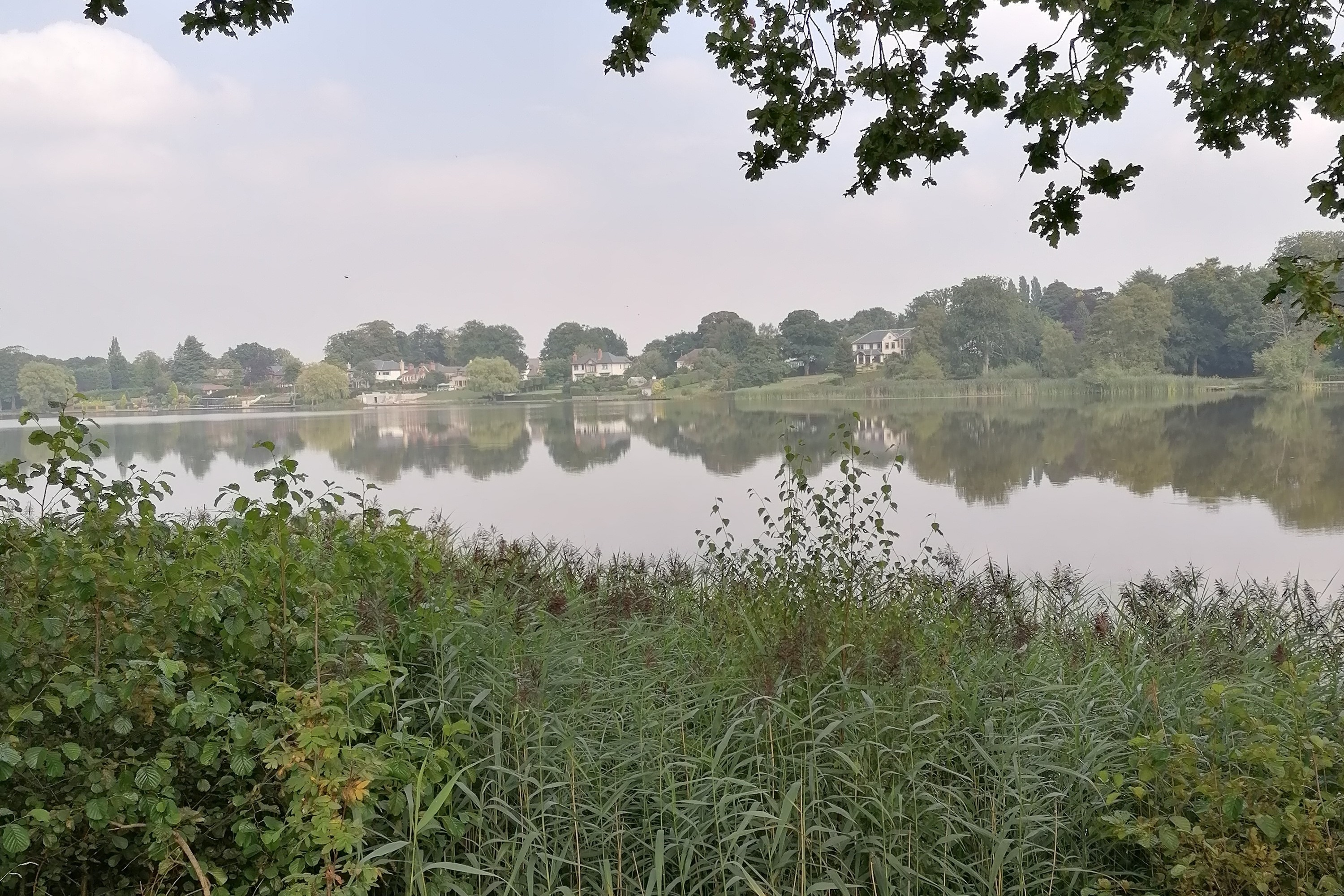 Mere is rather a nice area to live!!