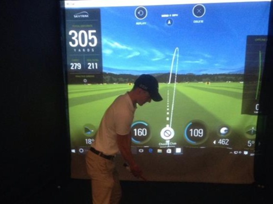 Sublime Golf Studio