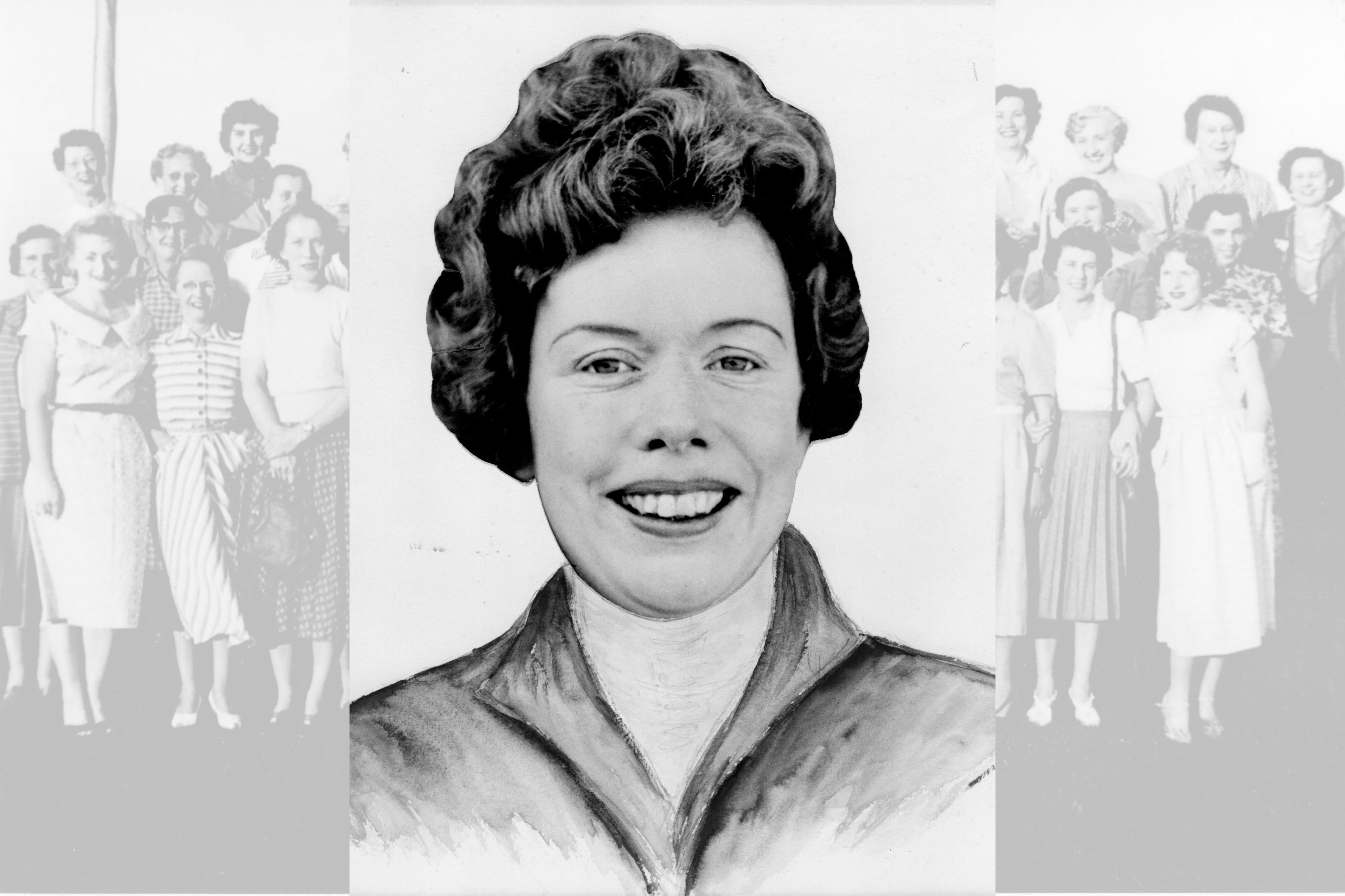 1963 - Sheila Kempster