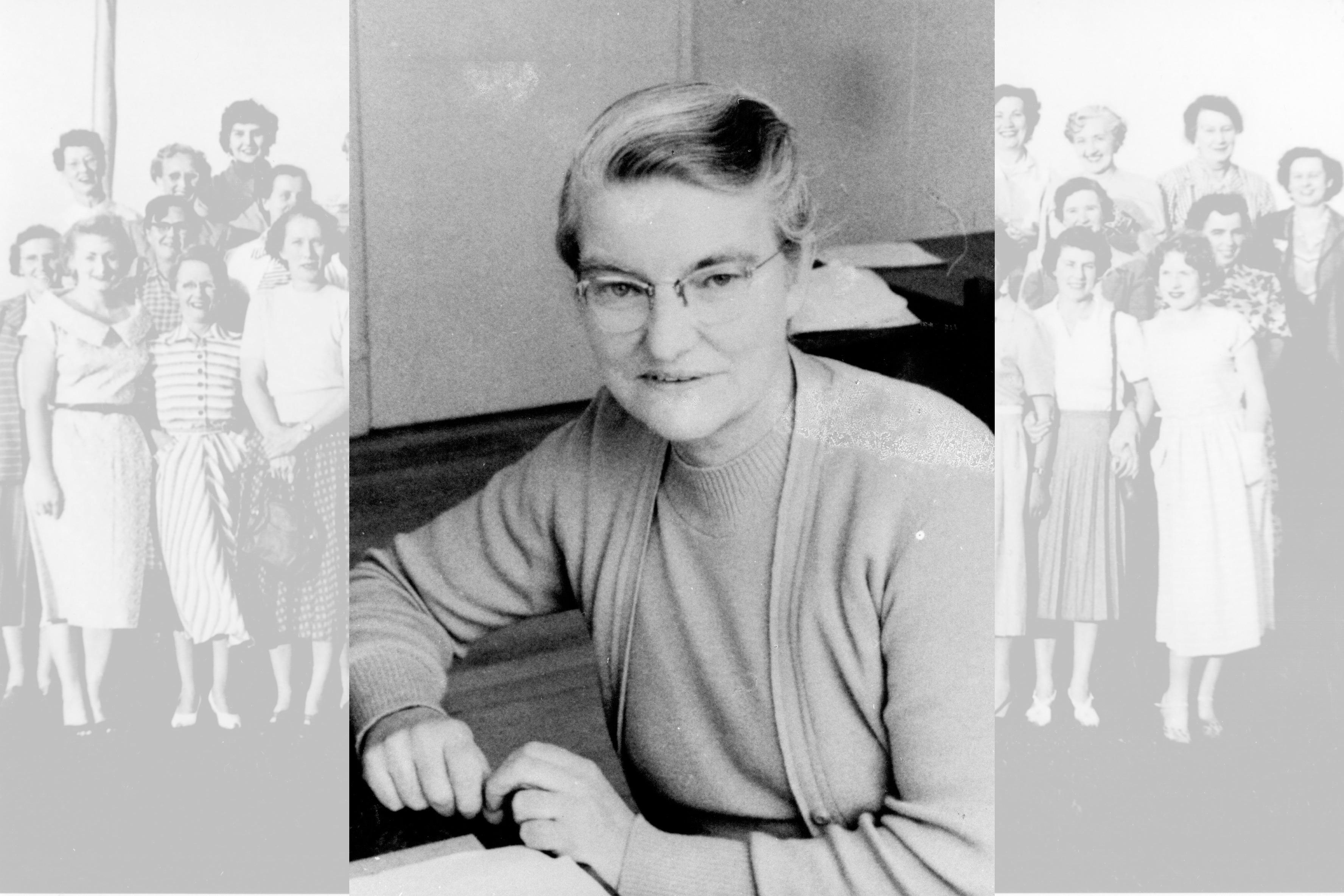 1964 - Winnie Ward