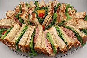 Sandwich Platters for Events