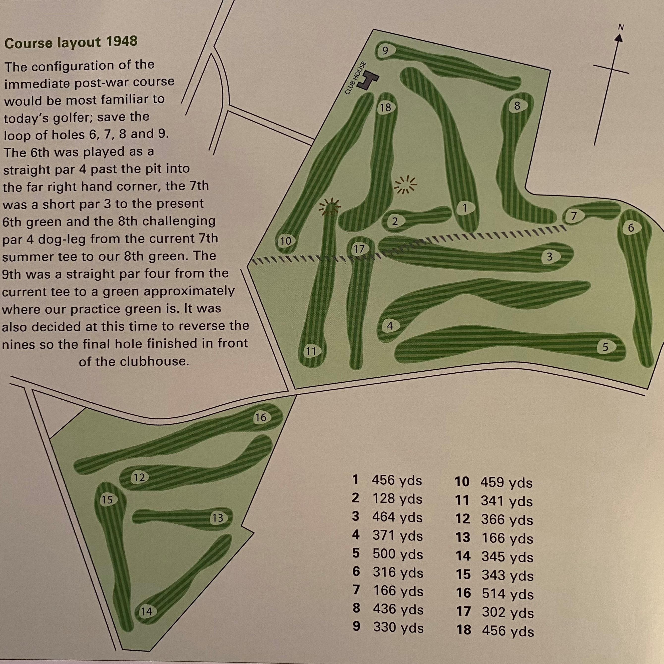 1948 Golf Course
