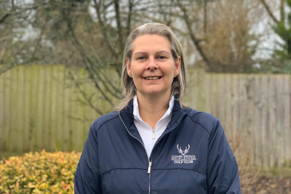 Judith Hirst - Golf Co-Ordinator