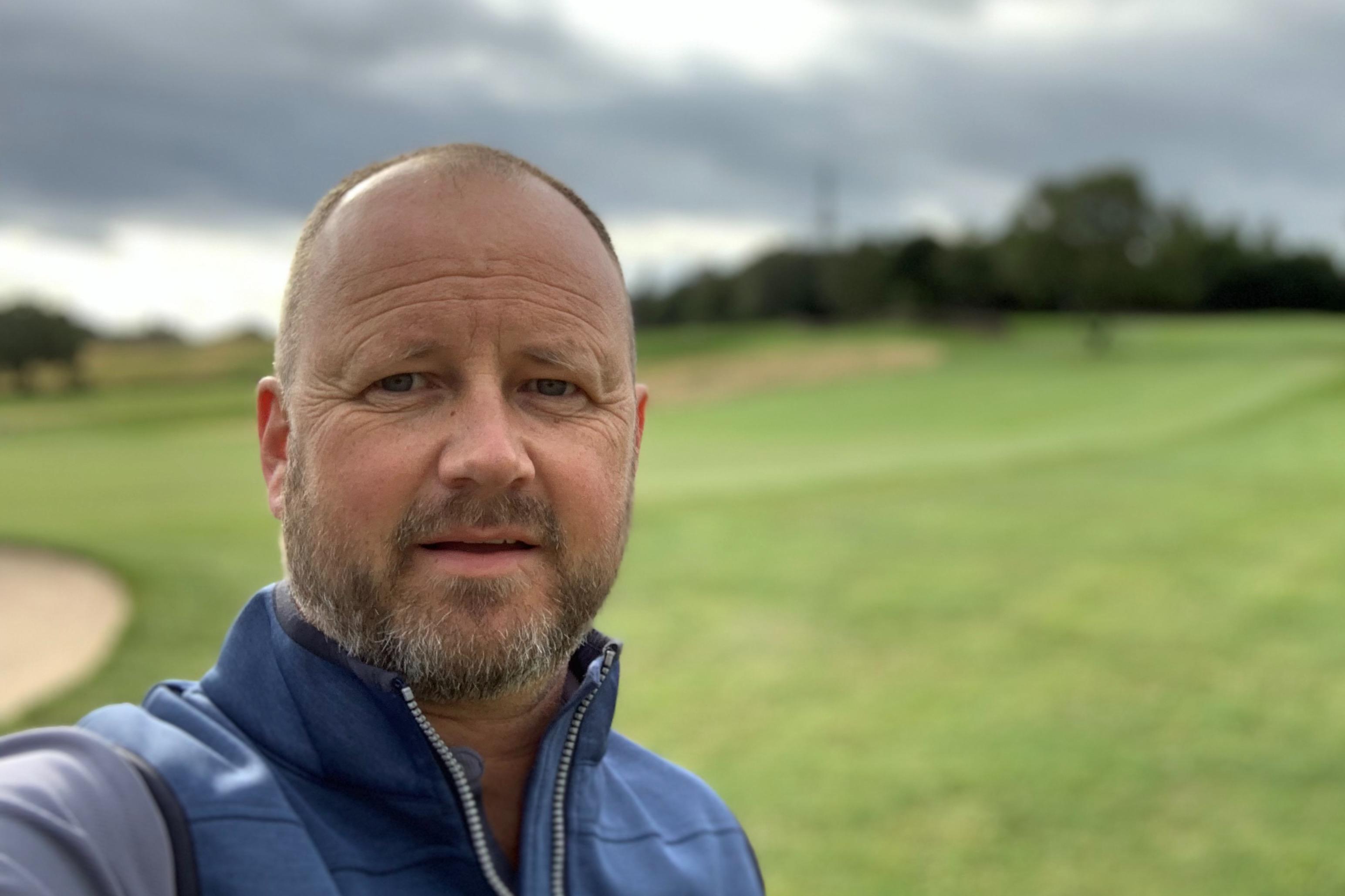 Tim Coxon - PGA Head Professional