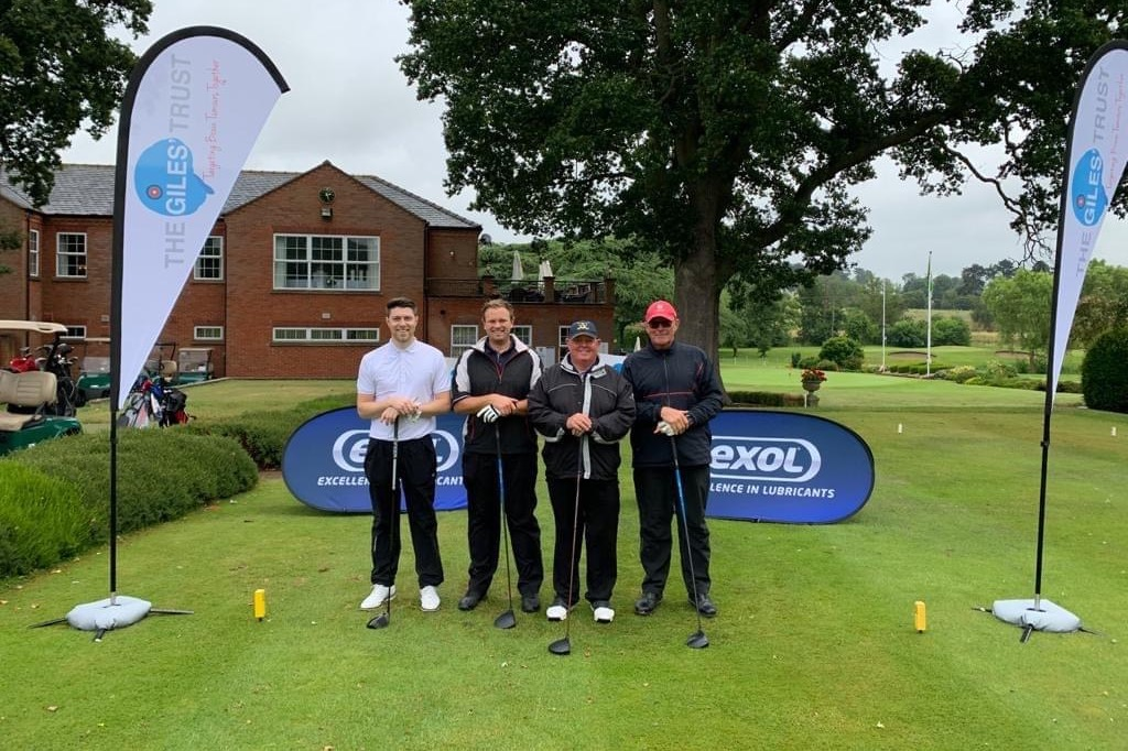 The Giles Trust Charity Golf Day