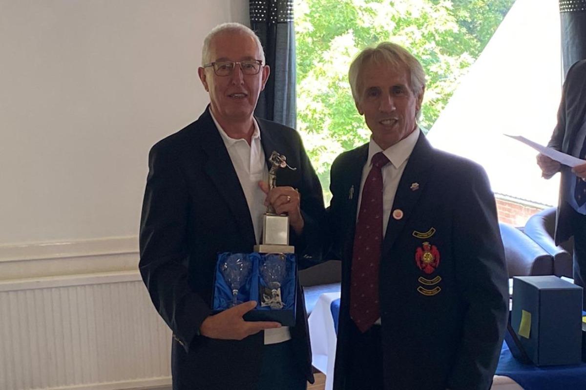 Mick Jennion - Past Captain's trophy winner