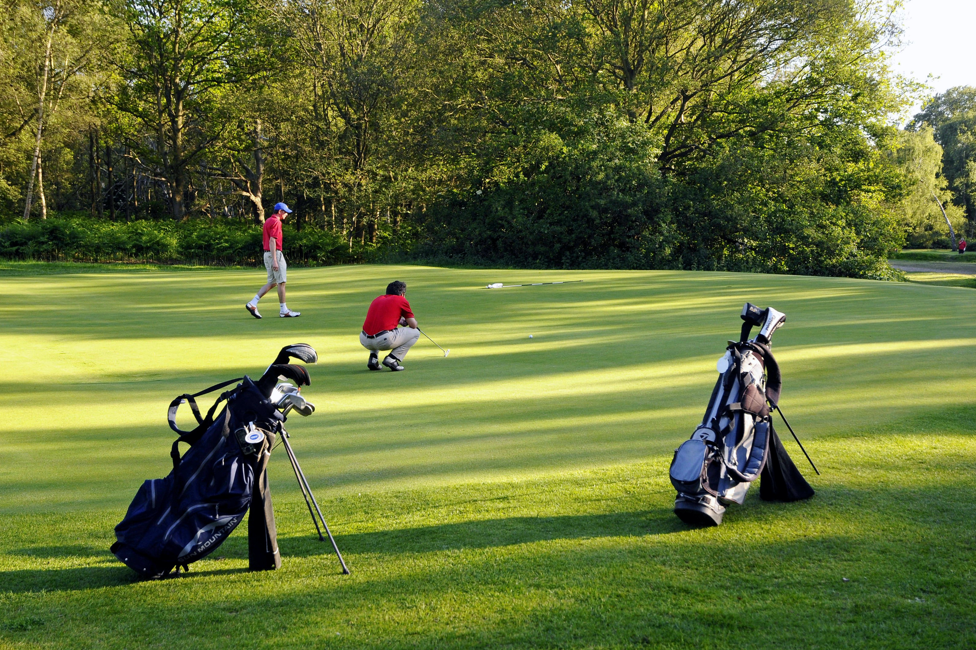 Enjoy 10-holes of fun competition