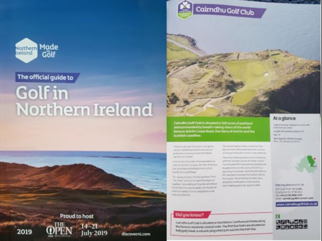 Northern Ireland - Made for Golf