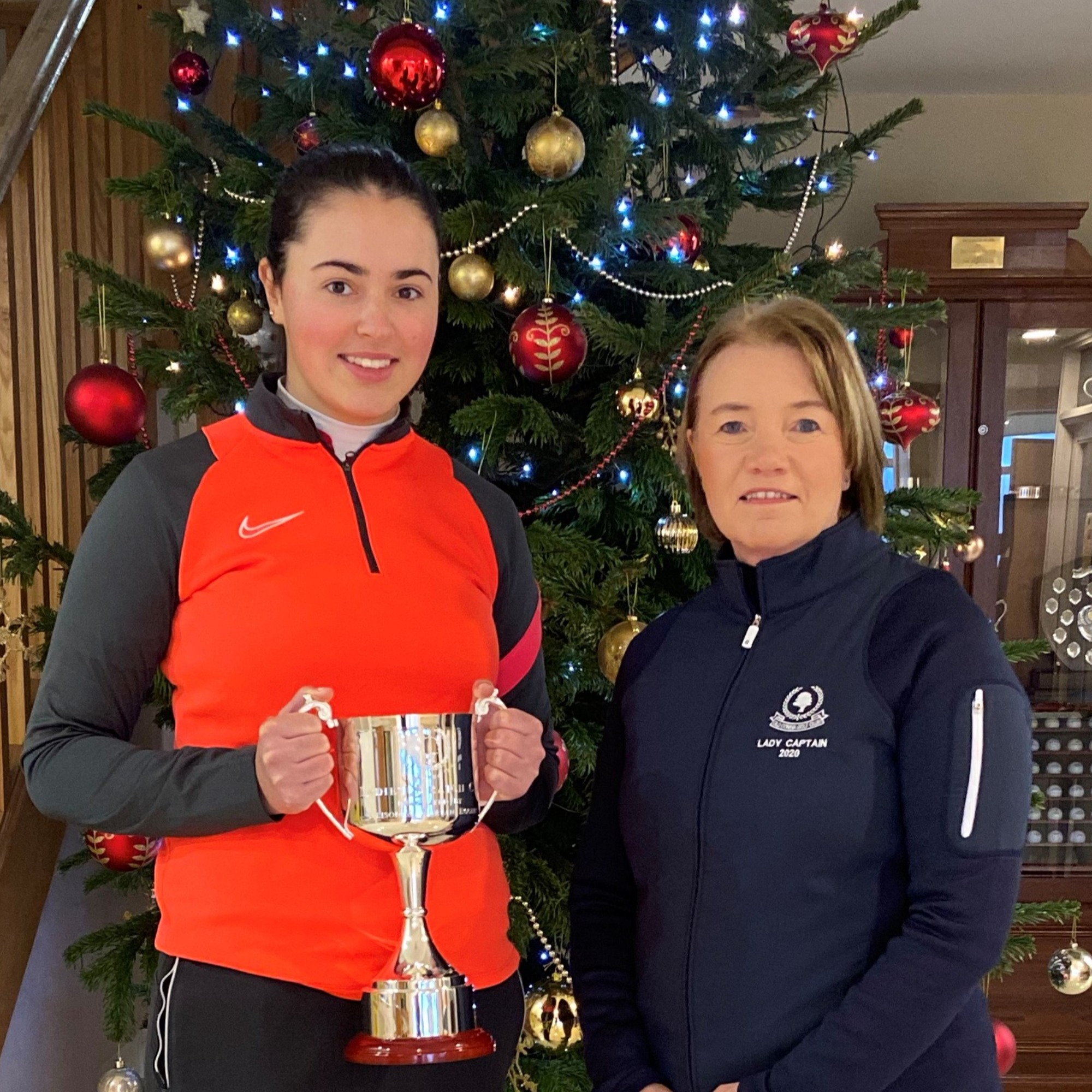 2020 Winner of the Scratch Cup: Anna Mc Nulty