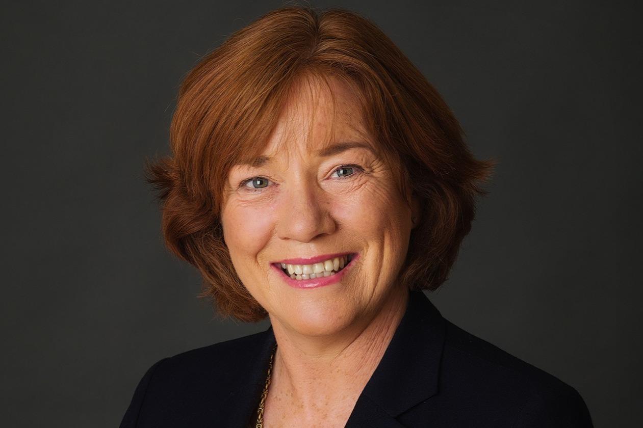 Lady Captain Laura O'Kiersey 2021