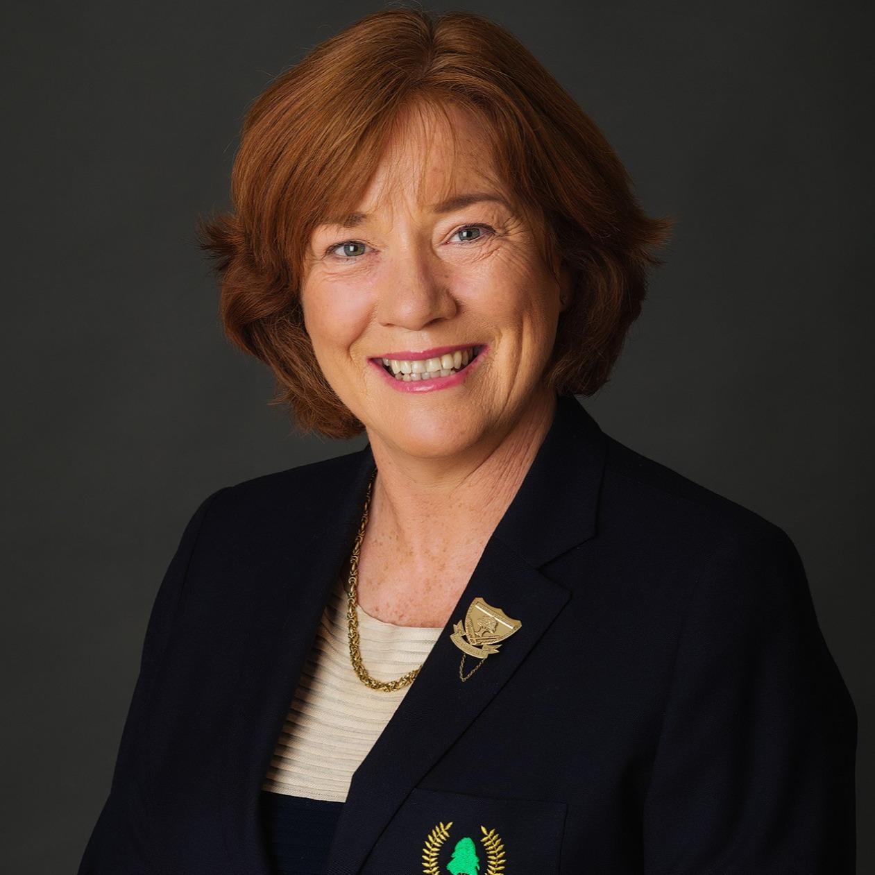 Lady Captain Laura O'Kiersey