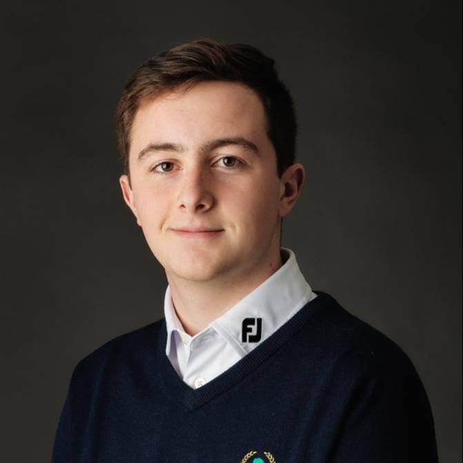 Junior Captain Louis Kelleher - 2018
