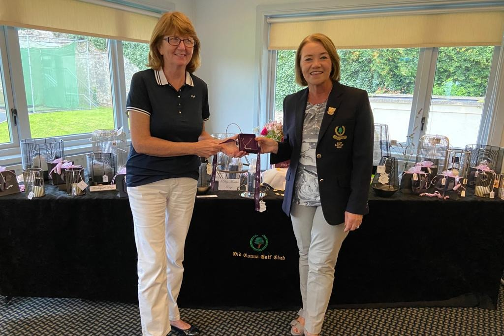 2020 Winner of the Lady Captains Prize: Rosemary Rynhart